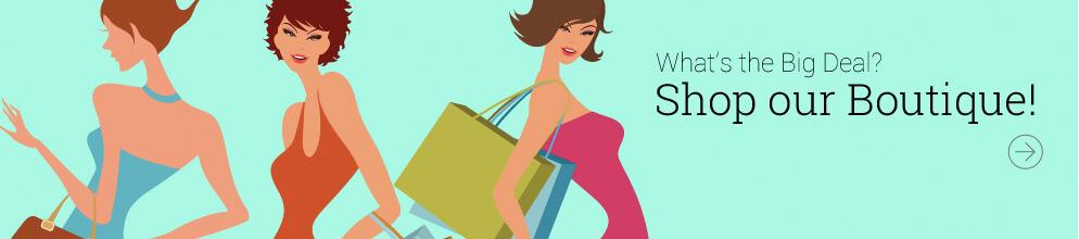 Shop our Boutique